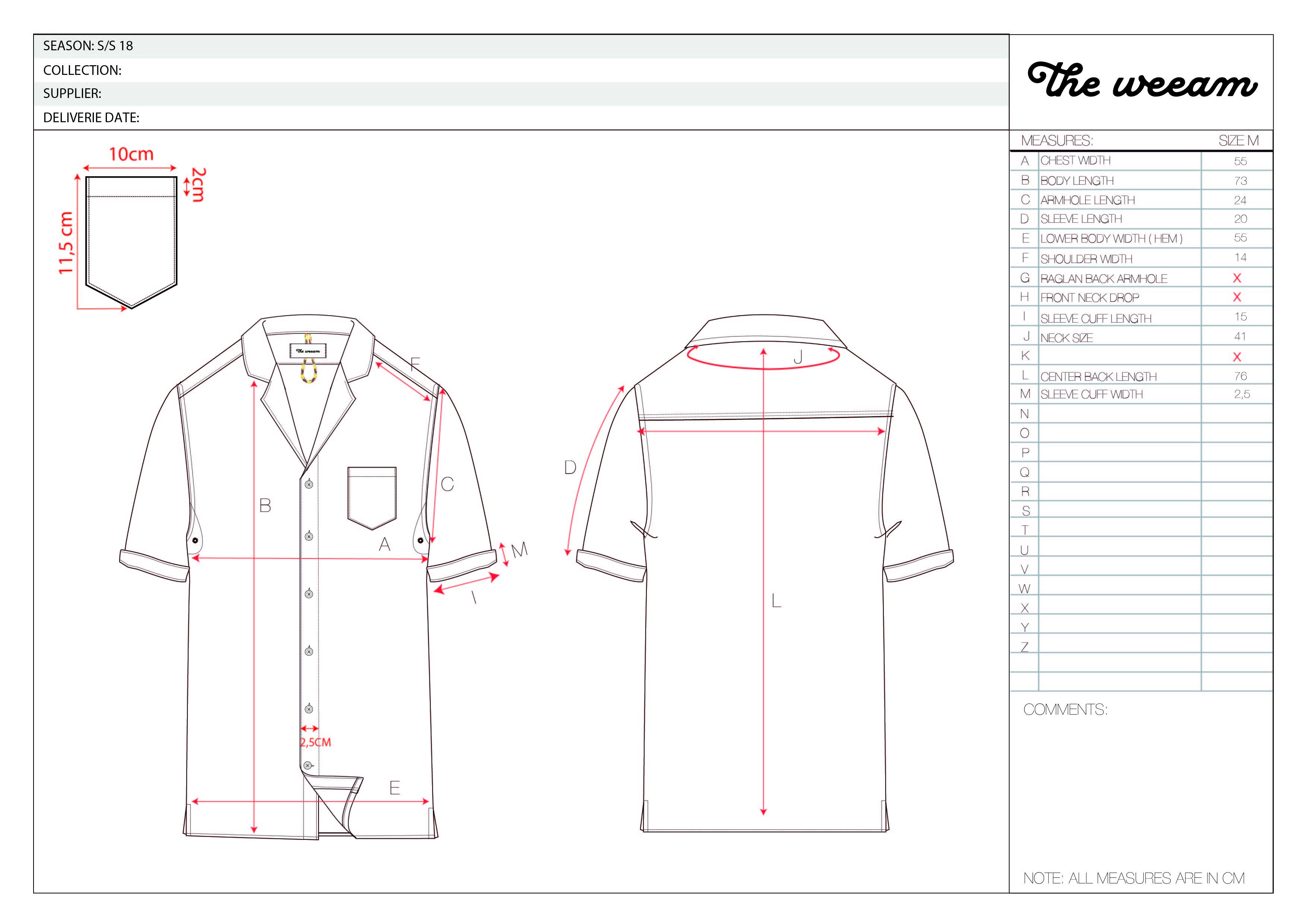 CARTER indigo printed short sleeve-04