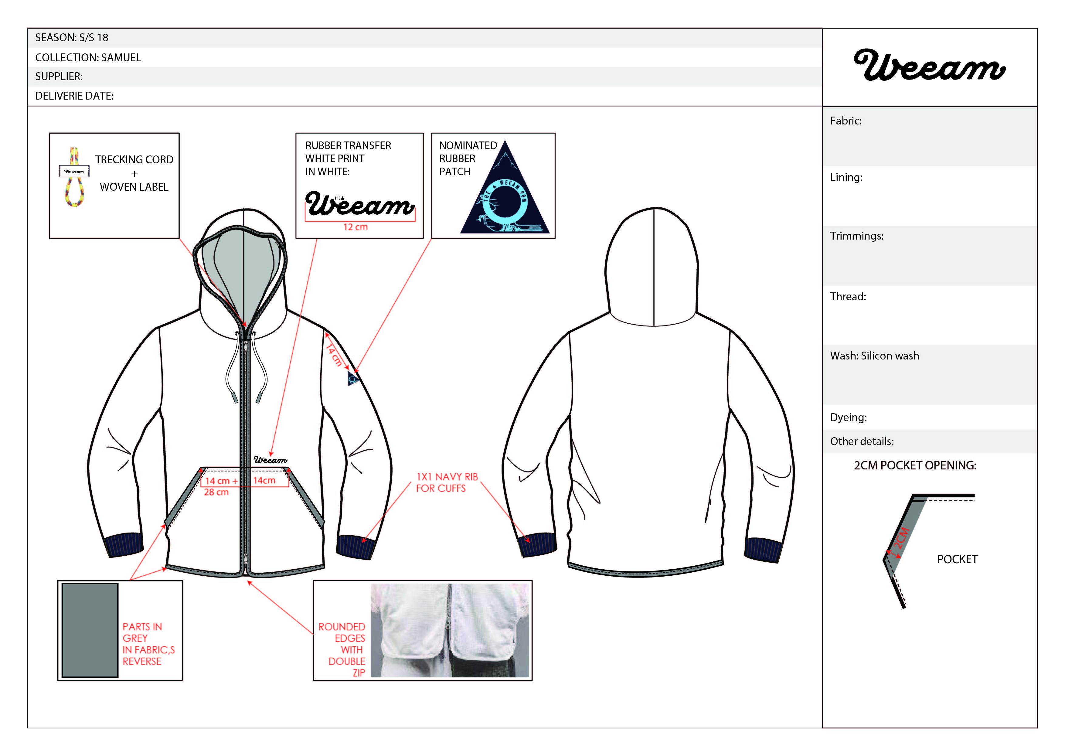 SAMUEL hooded towel sweat shirt-01