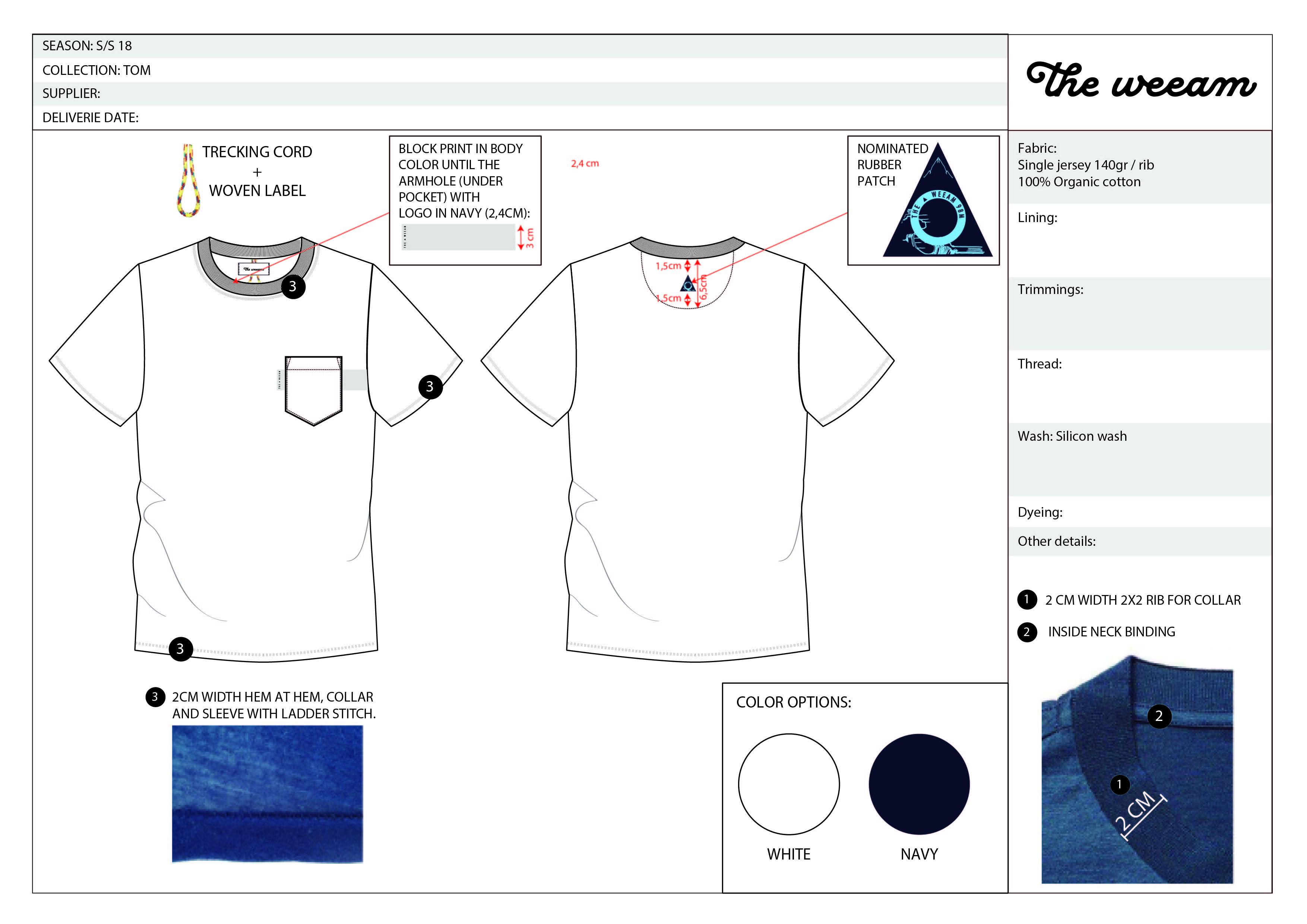TOM new basic t-shirt-01